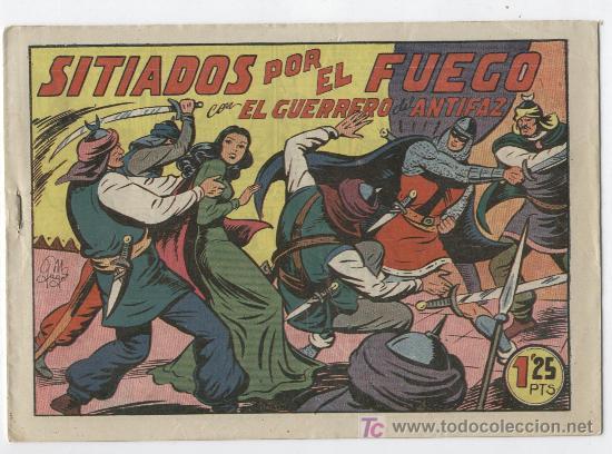 Tebeos: EL GUERRERO Nº 158 - Foto 27 - 22645549