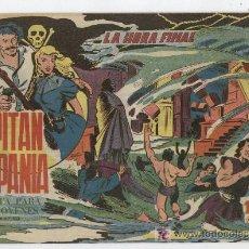 Tebeos: EL CAPITAN HISPANIA ORIGINAL,ESTAN LAS 28 PORTADAS, COMPLETA Y EN MAGNIFICO ESTADO,. Lote 24119877