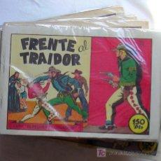 Tebeos: EL PEQUEÑO LUCHADOR - VALENCIANA 1945 - 230 CUADERNOS MAS 9 ALMANAQUES - COMPLETA. Lote 27160566