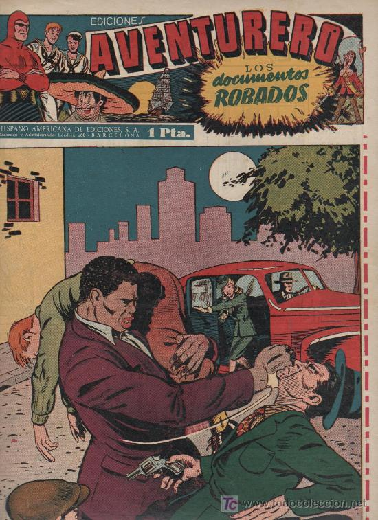 Tebeos: AVENTURERO Nº 18 - Foto 6 - 24119771