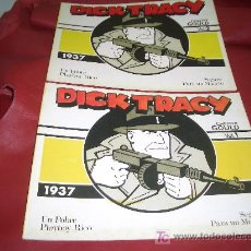 Tebeos: DICK TRACY - COMPLETA-. Lote 6129586
