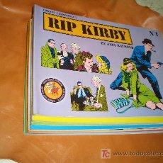 Tebeos: RIP KIRBI EDICION CRONOLOGICA COMPLETA . Lote 27604577
