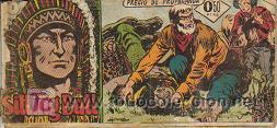 SITTING BULL ( HISPANO AMERICANA) ORIGINALES 1951 LOTE (Tebeos y Comics - Tebeos Colecciones y Lotes Avanzados)