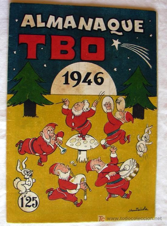 Tebeos: TBO - Almanaques y Extras - 246 ejemplares - Ver RELACION y FOTOS interiores - Foto 3 - 27160563