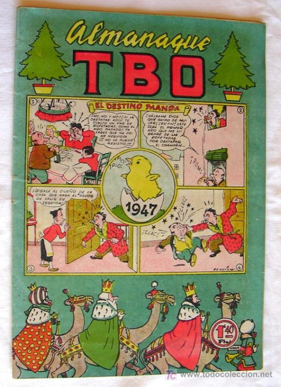 Tebeos: TBO - Almanaques y Extras - 246 ejemplares - Ver RELACION y FOTOS interiores - Foto 4 - 27160563