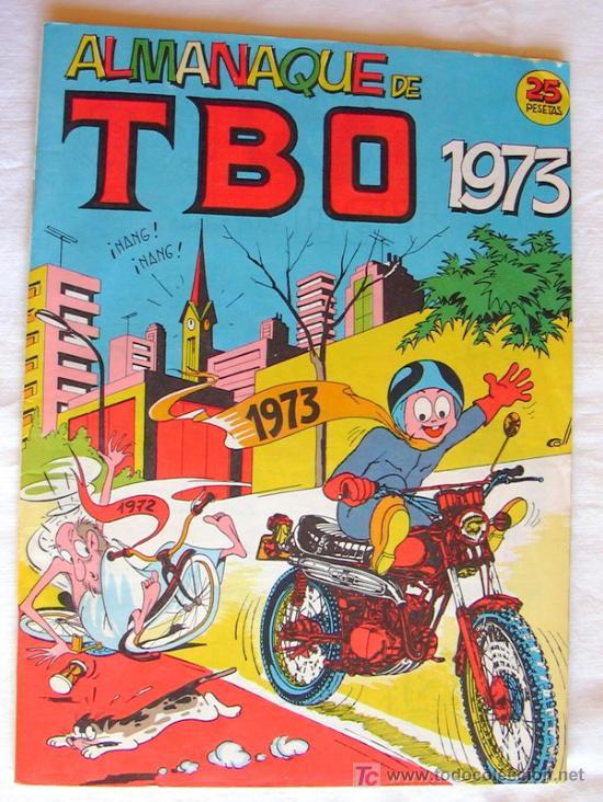 Tebeos: TBO - Almanaques y Extras - 246 ejemplares - Ver RELACION y FOTOS interiores - Foto 6 - 27160563