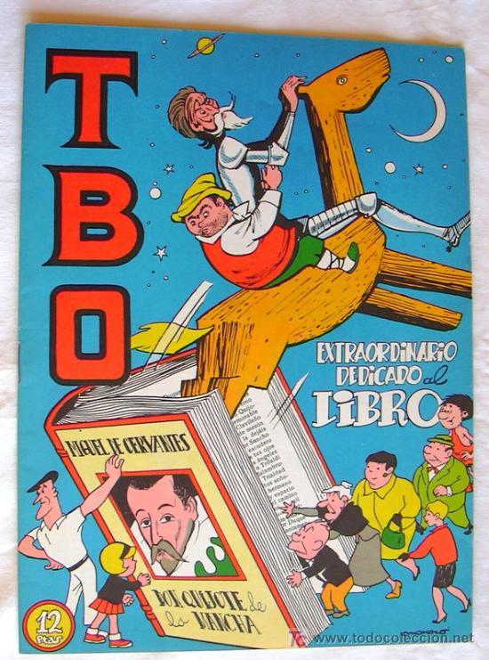 Tebeos: TBO - Almanaques y Extras - 246 ejemplares - Ver RELACION y FOTOS interiores - Foto 16 - 27160563