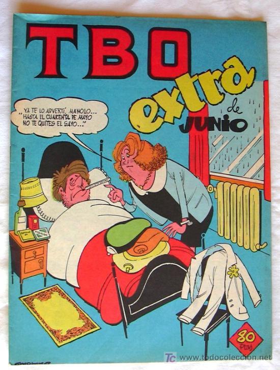 Tebeos: TBO - Almanaques y Extras - 246 ejemplares - Ver RELACION y FOTOS interiores - Foto 19 - 27160563