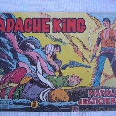 Tebeos: APACHE KING. LOTE DE 13 NºS: 2 3 4 5 6 7 8 9 10 18 19 22 Y 23. ORIGINALES. Lote 7882816