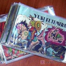 Tebeos: YUKI EL TEMERARIO - EDITORIAL VALENCIANA 1958 - COLECCION COMPLETA, 112 TEBEOS. Lote 27483511