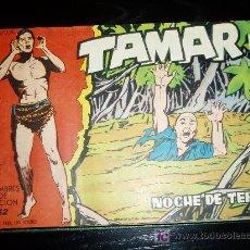 Tebeos: TAMAR. LOTE DE 50 TEBEOS ORIGINALES. DESDE EL 52 AL 101. EDICIONES TORAY.. Lote 24151098