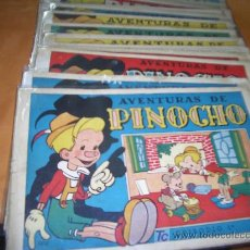 Tebeos: AVENTURAS DE PINOCHO - MUY DIFICIL-. Lote 27539617