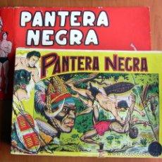 Tebeos: PANTERA NEGRA - EDITORIAL MAGA 1956 - COMPLETA 54 EJEMPLARES. Lote 27391342