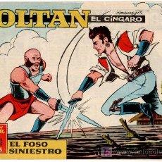 Tebeos: ZOLTÁN EL CÍNGARO COMPLETA, 1962,IBERO MUNDIAL, ORIGINAL, 78 NºS EN MAGNÍFICO ESTADO A NUEVOS. Lote 24119996
