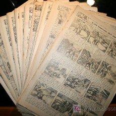 Tebeos: 388 CAPITULOS DE LOS HEROES DEL AIRE - DÉCADA DE1930. Lote 27137411
