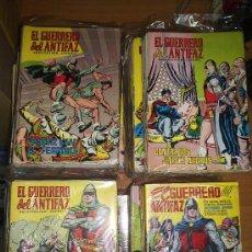 Tebeos: EL GUERRERO DEL ANTIFAZ / NUEVAS AVENTURAS Y ALMANAQUES COMPLETO / 469 NÚMEROS. Lote 24642167