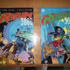 Tebeos: ROBIN 3000 ¡ COMPLETA ! DC / ZINCO / POSIBILIDAD NUMEROS SUELTOS. Lote 8043730