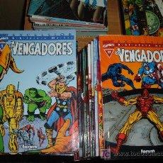 Tebeos: BIBLIOTECA MARVEL LOS VENGADORES ¡ COMPLETA 32 NUMEROS ! FORUM. Lote 15698529