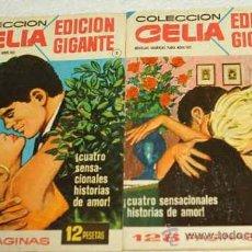 Tebeos: CELIA SERIE GIGANTE COLECCIÓN COMPLETA ORIGINAL BRUGUERA 1964 -LEER VENTA Y ENVIO. Lote 8641356