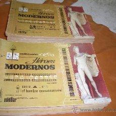 Tebeos: COLECCION HEROES MODERNOS EL HOMBRE ENMASCARADO. Lote 27575044