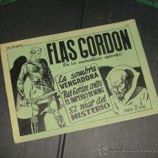 Tebeos: FLAS GORDON (ALBUM VERDE Nº 2) (H. AMERICANA). ¡¡ COLECCIONISMO DE ELITE !!. Lote 26788964