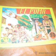 Tebeos: EL PUMA COMPLETA . Lote 9335561