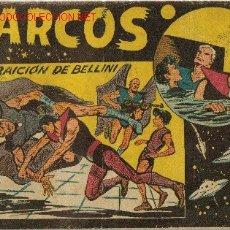 Tebeos: MARCOS (MAGA) ORIGINALES 1958 LOTE. Lote 27615474