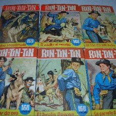 Tebeos: COLECCION HEROES RIN TIN TIN. Lote 2539611