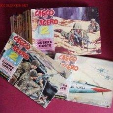 Tebeos: CASCO DE ACERO (2 EN UNO). (MANHATTAN). Lote 27048827