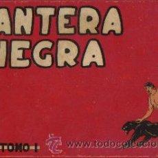 Tebeos: PANTERA NEGRA ( MAGA ) ORIGINAL TOMO ENCUADERNADO COMPLETO. Lote 26450888