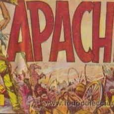Tebeos: APACHE (MAGA) ORIGINAL 1958-1960 TOMO ENCUADERNADO COMPLETO. Lote 26450889