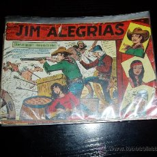 Tebeos: JIM ALEGRIAS. LOTE DE 44 TEBEOS ORIGINALES. EDITORIAL MAGA. FACILIDADES DE PAGO.. Lote 10870070