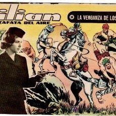Tebeos: LILIAN AZAFATA DEL AIRE, 1960 POR JORGE BADIA, 22 NºS,TODO LO MAS DIFICILES, VER TODAS LAS PORTADAS. Lote 22138749