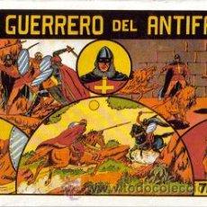 Tebeos: EL GUERRERO DEL ANTIFAZ ( COMIC-MAN ) AÑO 1980 ? LOTE. Lote 26874139