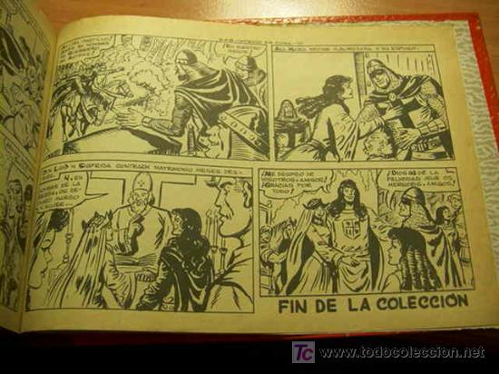 Tebeos: LOTE COLECCION COMPLETA EL GUERRERO DEL ANTIFAZ ( ORIGINAL ) - Foto 13 - 27322639