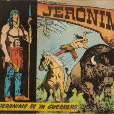 Tebeos: JERONIMO (GALAOR) ORIGINALES 1964-1965 LOTE. Lote 26874140