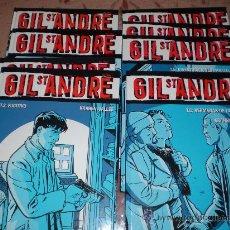 Gil ST Andre (coleccion completa en 8 tomos)