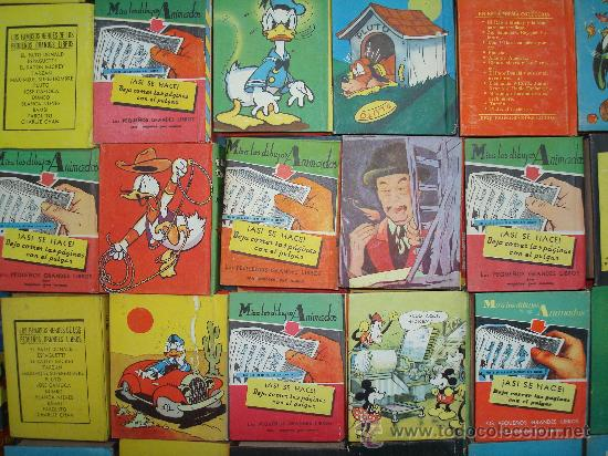 Tebeos: PEQUEÑOS GRANDES LIBROS--COLECCION-1945 - BIG LITTLE BOOK - Foto 2 - 24532692