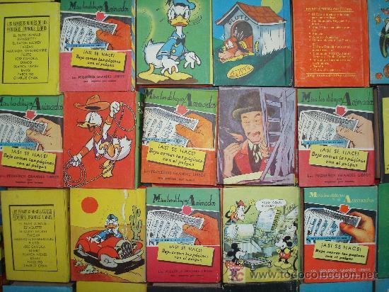 Tebeos: PEQUEÑOS GRANDES LIBROS--COLECCION-1945 - BIG LITTLE BOOK - Foto 8 - 24532692