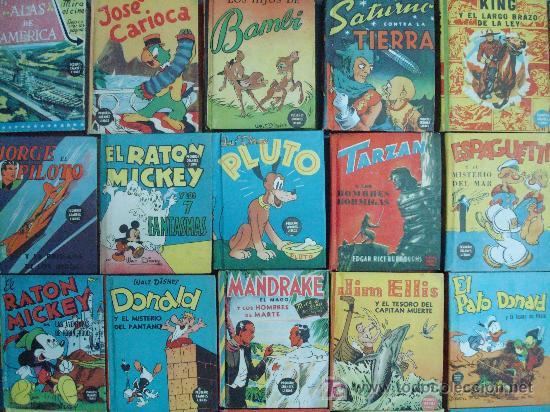 Tebeos: PEQUEÑOS GRANDES LIBROS--COLECCION-1945 - BIG LITTLE BOOK - Foto 3 - 24532692