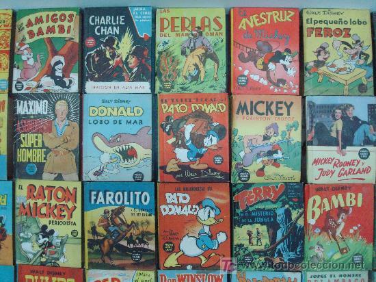 Tebeos: PEQUEÑOS GRANDES LIBROS--COLECCION-1945 - BIG LITTLE BOOK - Foto 6 - 24532692