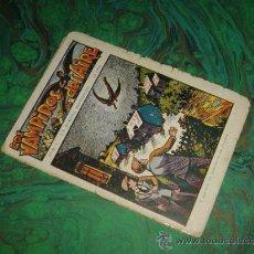 Tebeos: LOS VAMPIROS DEL AIRE (MARCO ?). ¡¡ COMPLETA !!. Lote 26904005