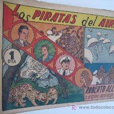 Tebeos: ROBERTO ALCÁZAR Y PEDRÍN A FALTA DE 31 NºS. ORIGINAL EN .. Lote 15123390