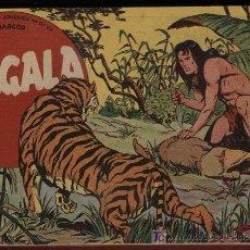 Tebeos: BENGALA.MAGA 1959. COMPLETA (54 EJEMPLARES) ENCUADERNADA. Lote 24365156