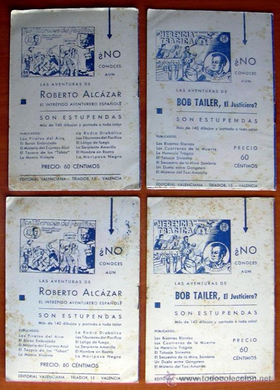 Tebeos: Capricho infantil (cuentos) - Editorial Valenciana 1942 - Completa 16 cuentos - Foto 3 - 27275000