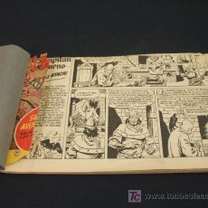 Tebeos: EL CAPITAN TRUENO - NUMEROS 71 AL 80 - AÑO 1958. Lote 27194195