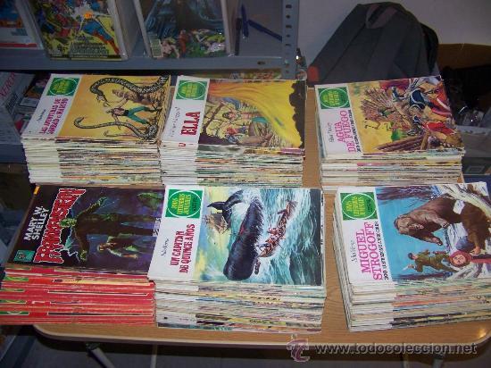 JOYAS LITERARIAS JUVENILES BRUGUERA COMPLETA 271 Nº ¡¡¡ (Tebeos y Comics - Tebeos Colecciones y Lotes Avanzados)