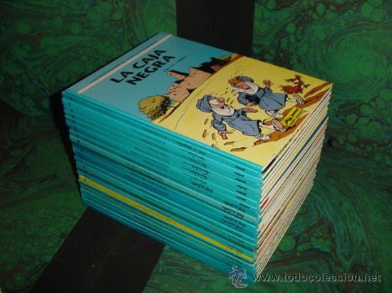 SPIROU Y FANTASIO (GRIJALBO). ¡¡ EL MEJOR COMIC FRANCO/BELGA !! (Tebeos y Comics - Tebeos Colecciones y Lotes Avanzados)