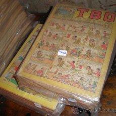 Tebeos: COLECCION TBO COMPLETA. Lote 26651907