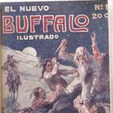 Tebeos: EL NUEVO BUFALO ILUSTRADO, EDITORIAL GERRI, COLECCION COMPLETA AÑOS 30. Lote 26213711